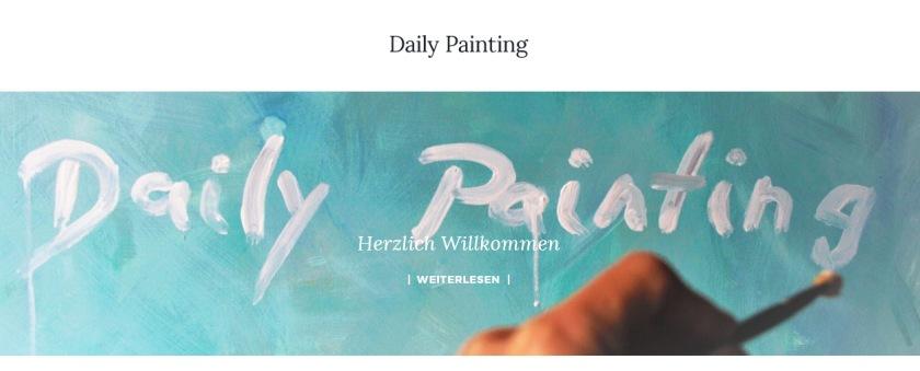 dayli painting
